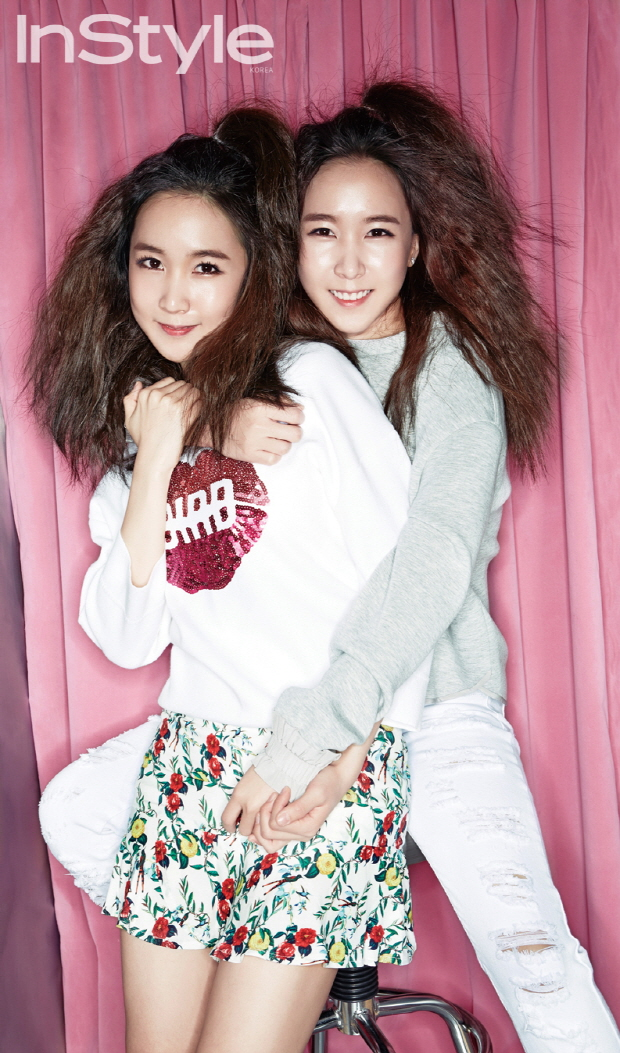 Crayon Pop Choa and Way