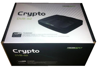 Tocomsat Crypto led status
