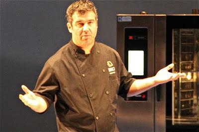 Bruno Otaiza en Gastronomika 2012 Blog Esteban Capdevila
