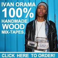 Ivan Orama Wood Mix-Tapes