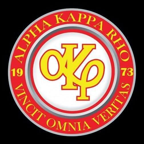 Dugong Skeptron Riyadh Chapter Alpha Kappa Rho Seal