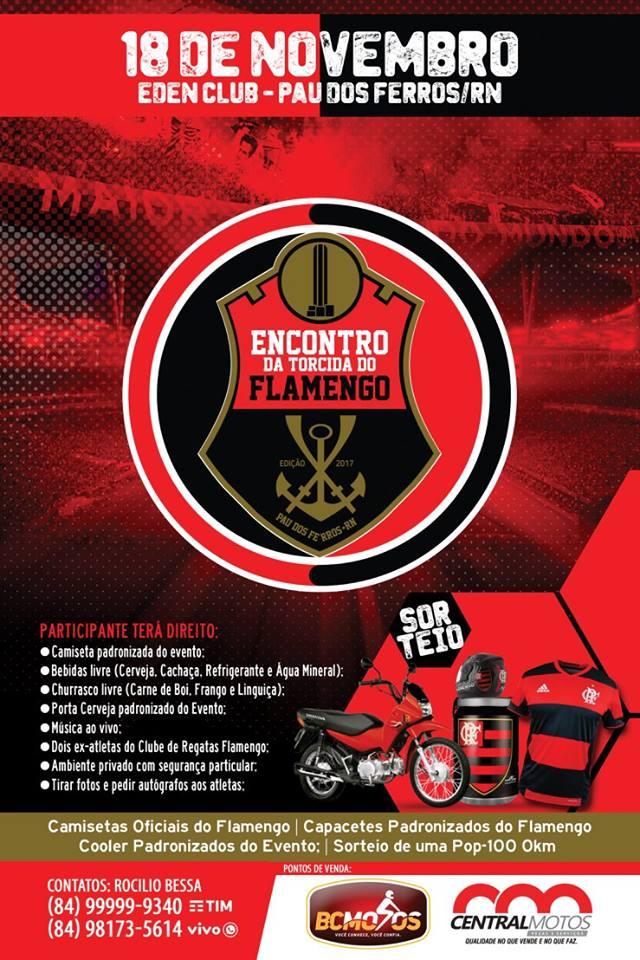 I Encontro da Torcida do Flamengo