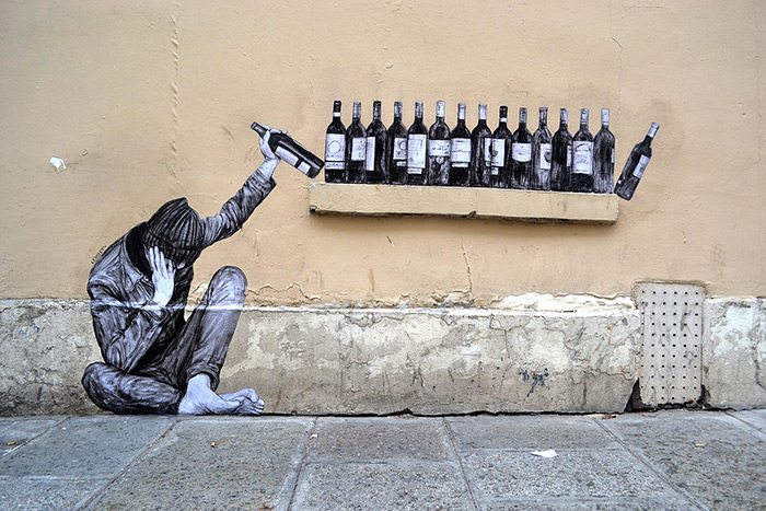 quite nice 7b371 79429 Clever Paste-ups by French Artist Levalet