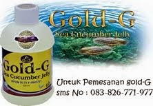 jelly gamat gold g obat alami multi khasiat
