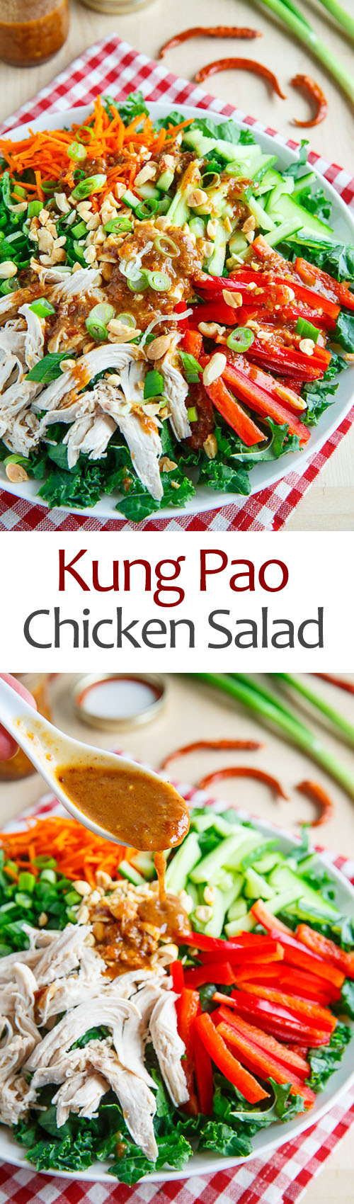 chicken the chicken noodle salad kung pao chicken sichuan style stir ...