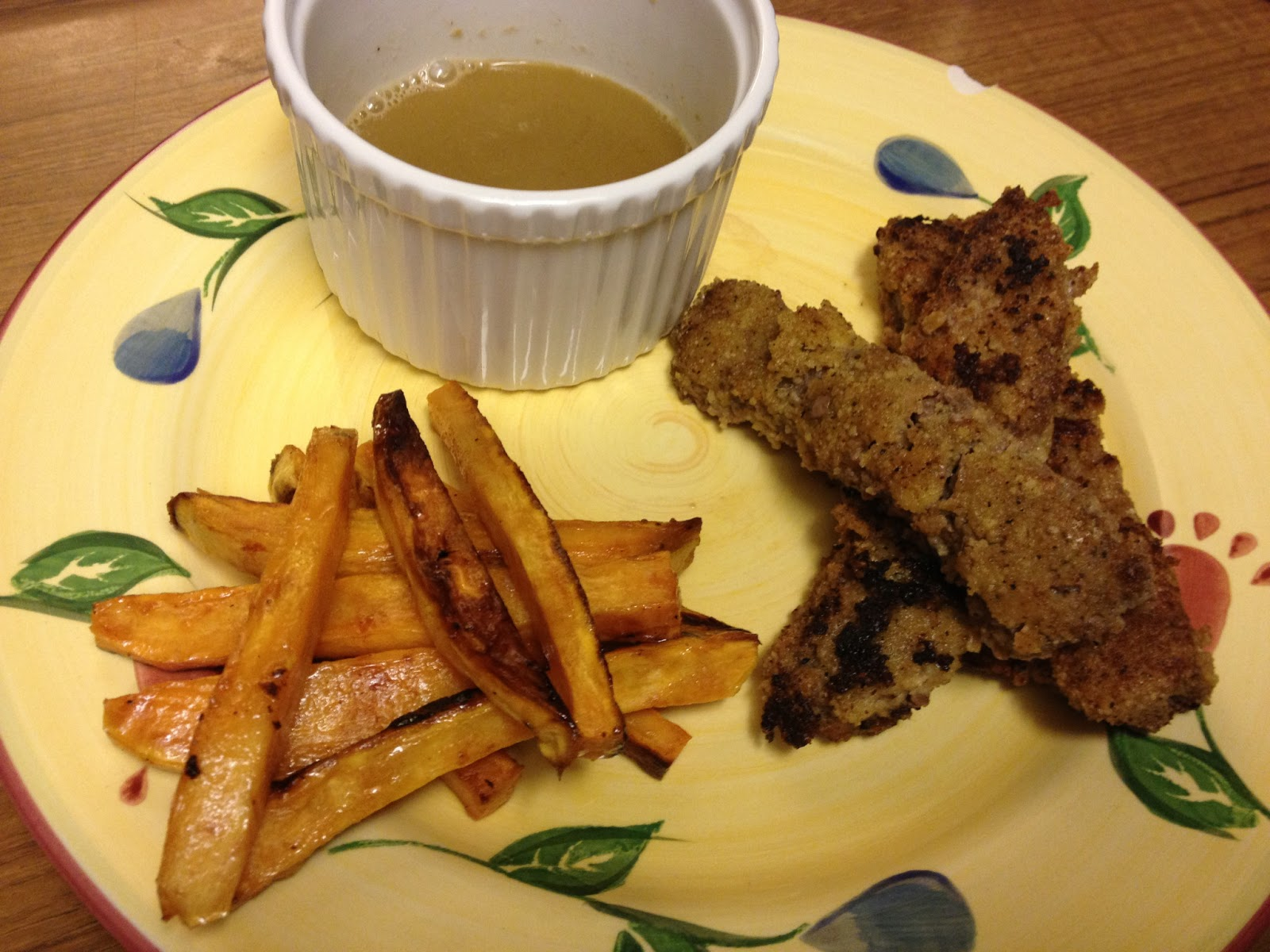 Steak Fingers & Gravy Recipe — Dishmaps