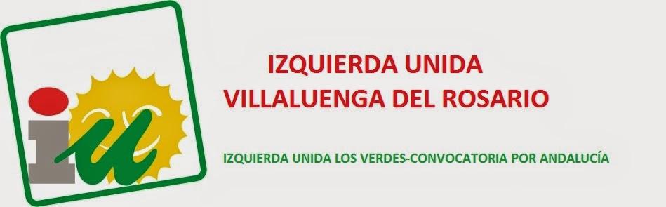Izquierda Unida Villaluenga del Rosario