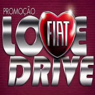 Participar promoção Love Fiat Drive 2013