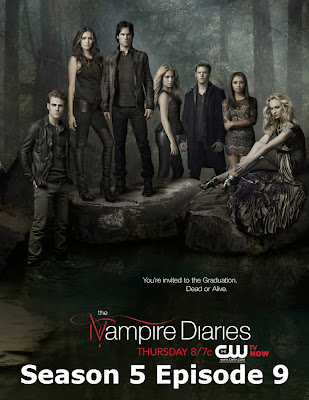 The Vampire Diaries Season 5 Episode 9: The Cell