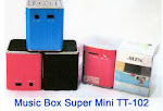 Speaker Portable Multimedia Mini + Slot Micro SD