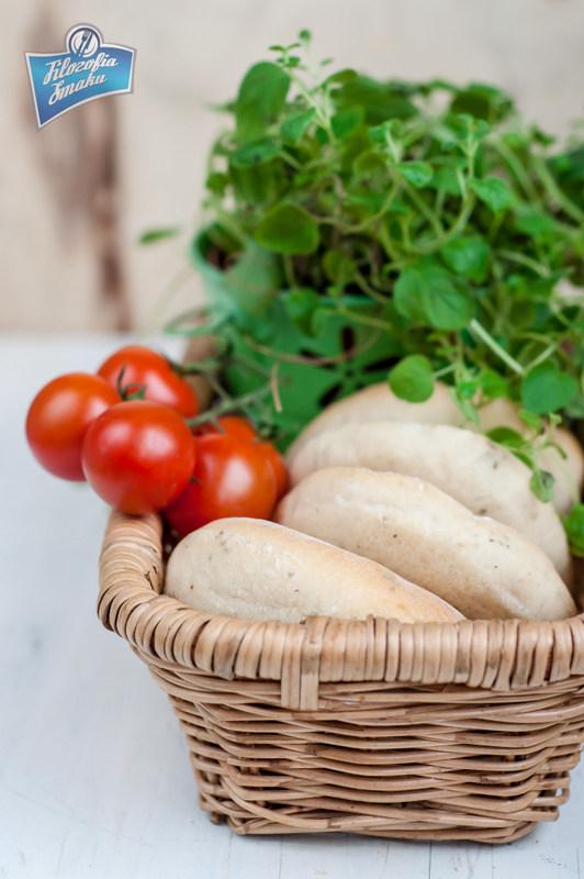 Przepis na bułeczki z ziołami