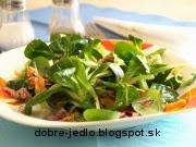 Poľníčkový šalát - recept