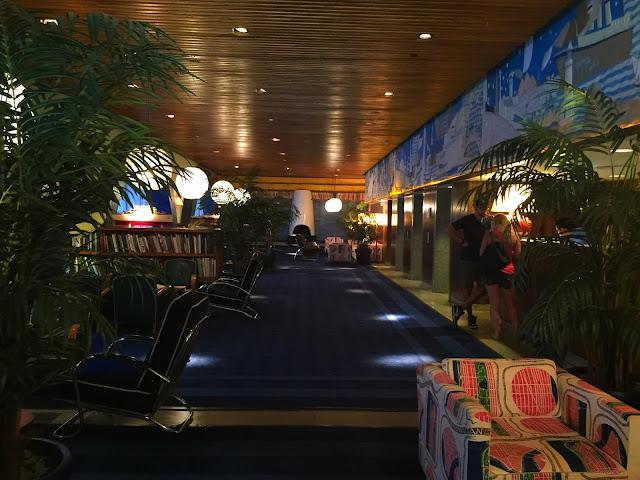 Maritime Hotel Lobby   NYC   Chichi Mary Blog
