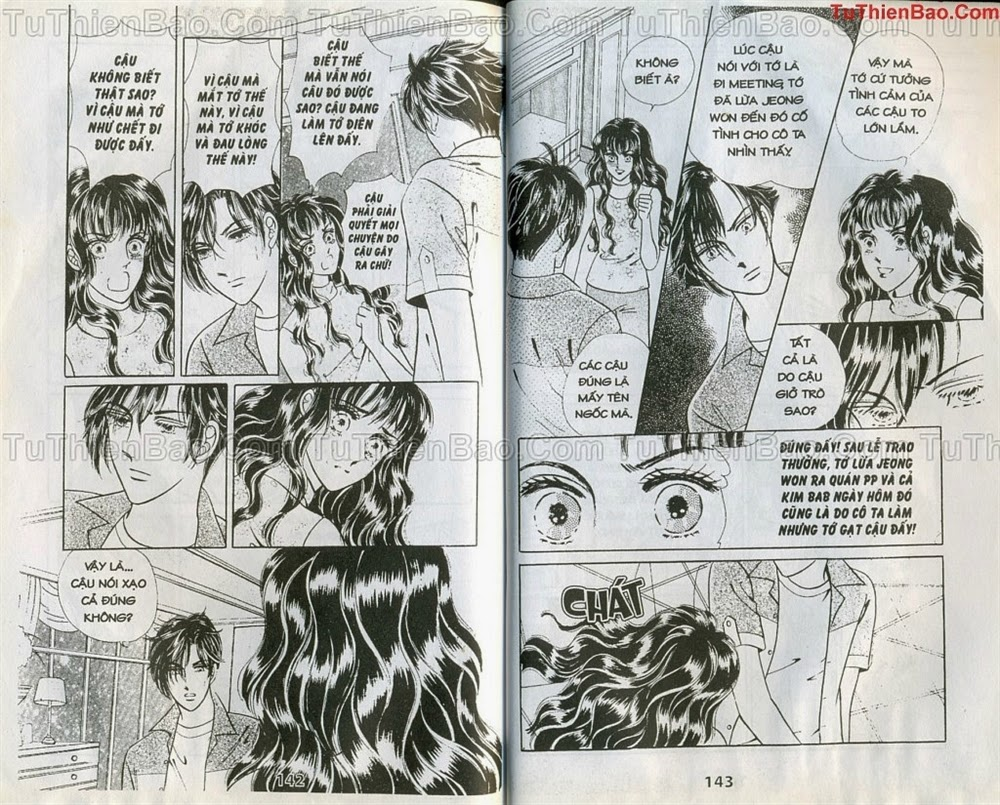 Nữ sinh chap 6 - Trang 72