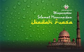 Download Kartu Ucapan Ramadhan