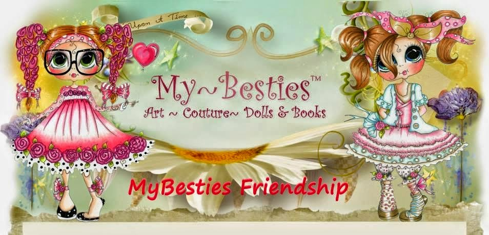 My Besties Friendship Challenge Blog