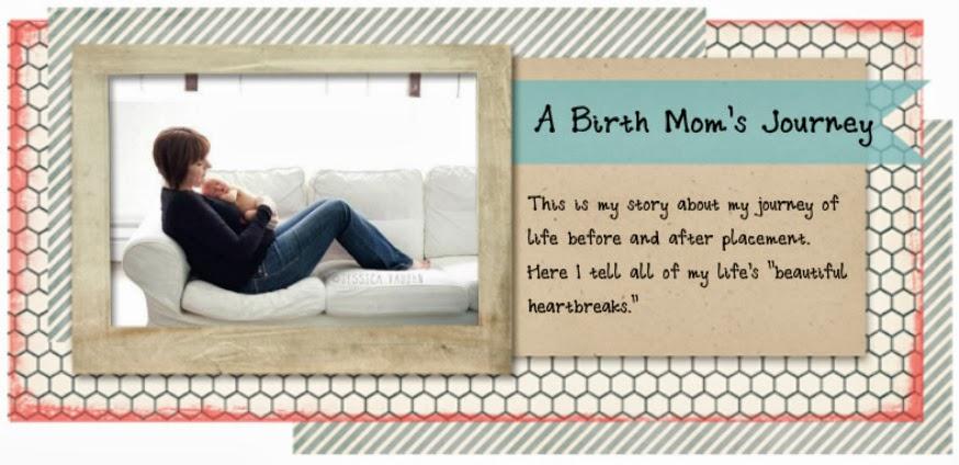 A Birth Mom's Journey