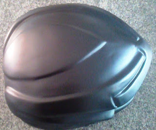 predator motorcycle helmet cast
