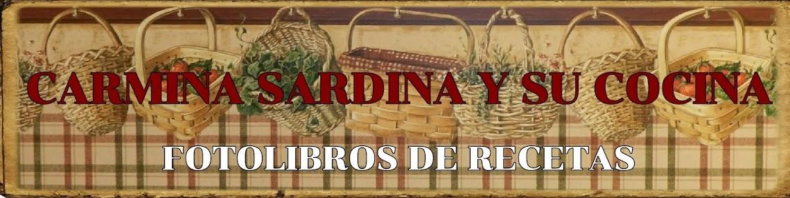 Carmina Sardina y su Cocina
