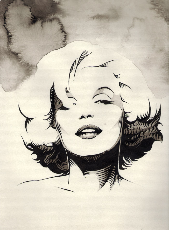 Marylin by Regis Lagoeyte