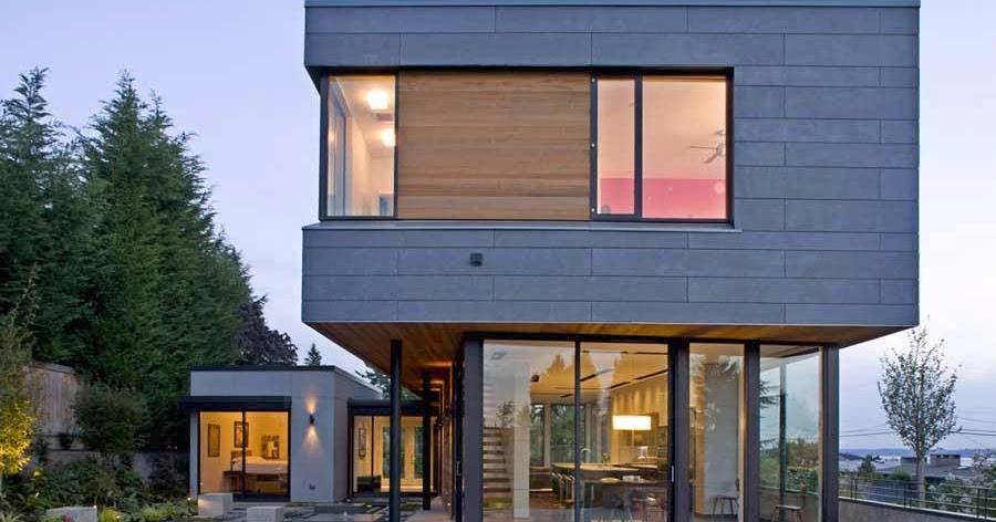 Viviendas con dise o funcional y estilo el t rmino casas for Que se entiende por arquitectura