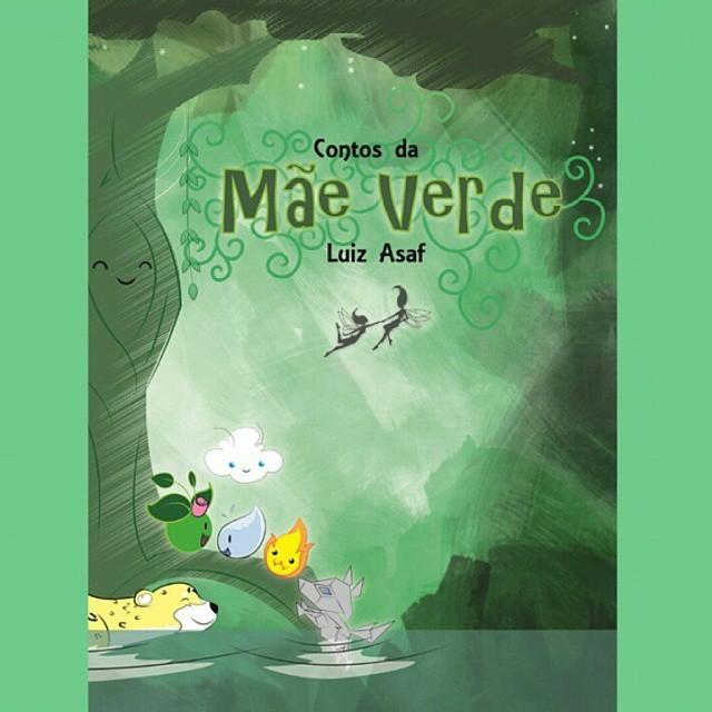"""Sorteio do livro """"Contos da Mãe Verde"""" de Luiz Asaf!"""