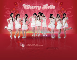 Cherry Belle Wallpaper