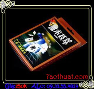 Dụng cụ ảo thuật - Chuyên dùng tán gái - 5