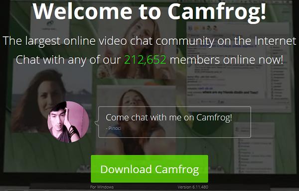 Link Referral Dapetin Camfrog Pro Gratis