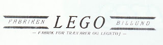 Logo Lego 1936