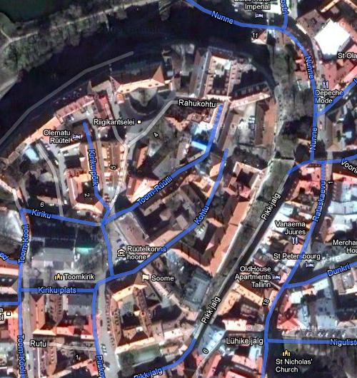 Tallinn Maps