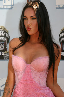 Megan Fox Hot model picture 2012