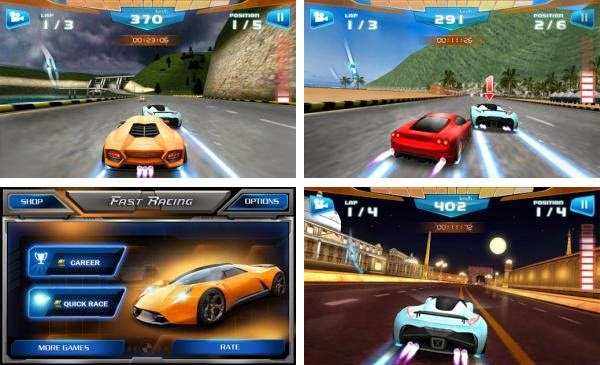 Fast racing 3d unlimited money free download