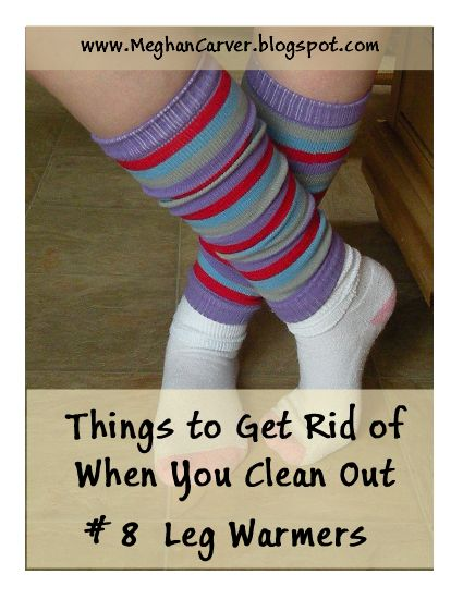 Lawyer Mom Ten Things To Get Rid Of When You Clean Out