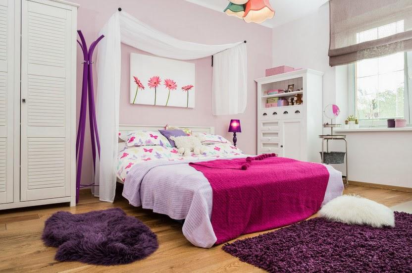 Спальни для девушек своими руками