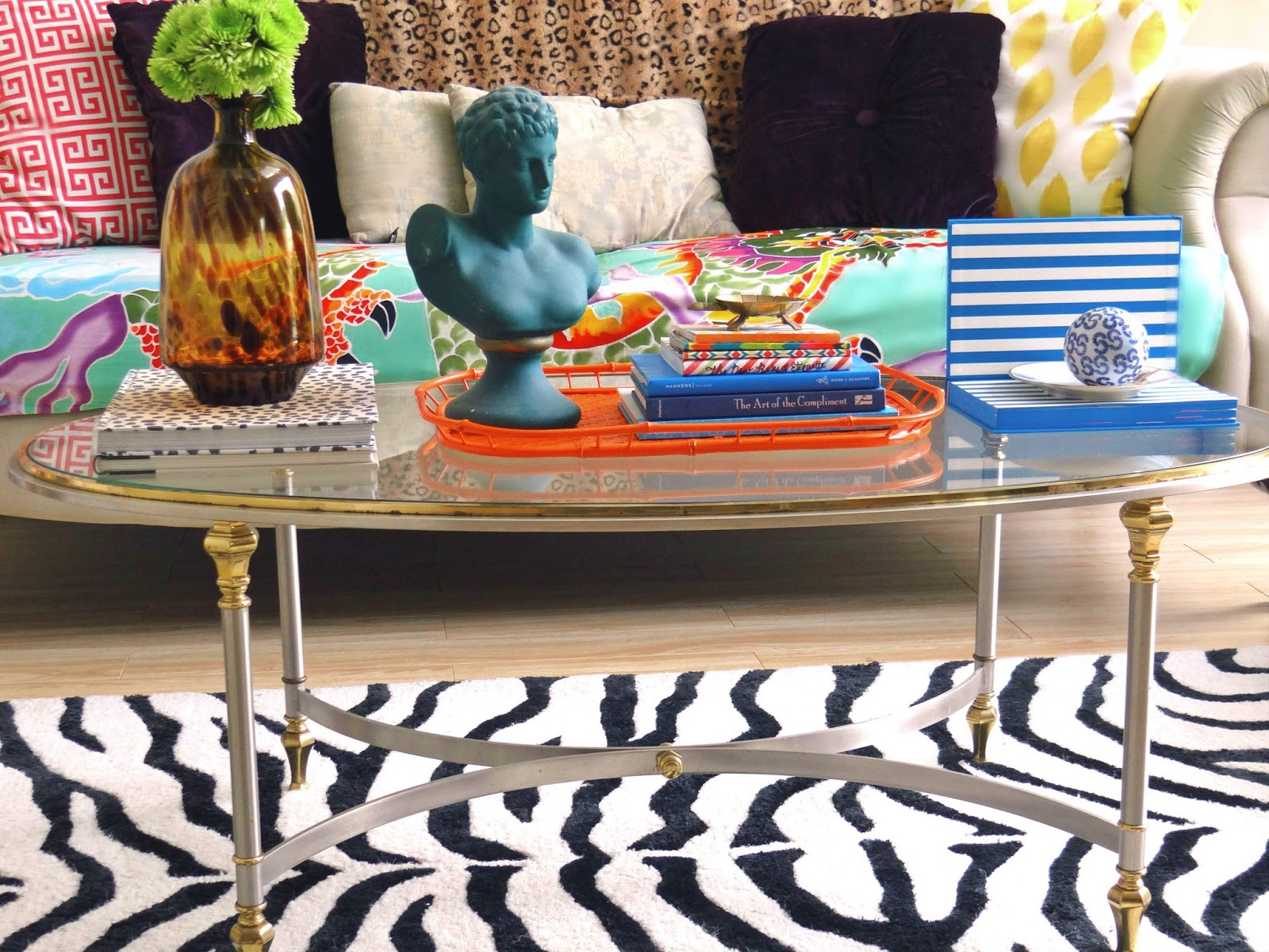 What s Her Secret HOW TO STYLE A COFFEE TABLE