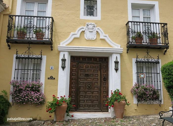 La virginia un pueblo andaluz secreto en marbella - Casa bella gracia ...