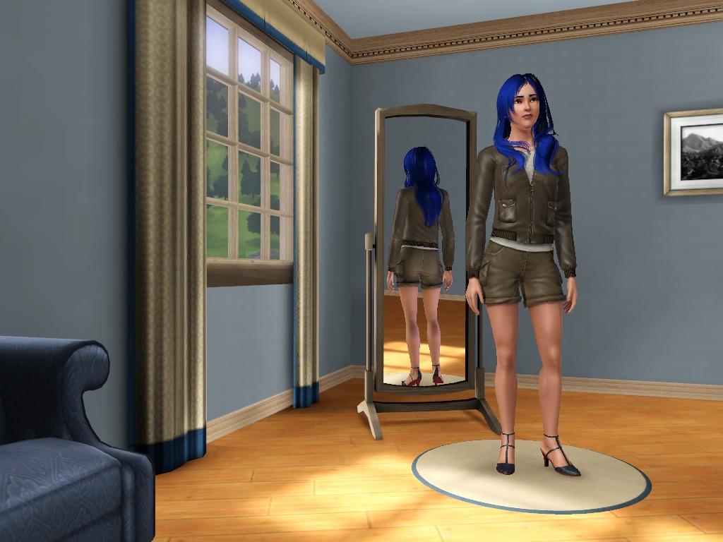Saint Seiya Sims Female Gold Saints 2