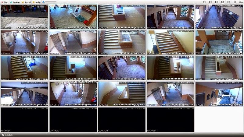 Lắp đặt camera quan sát tại Tp Vinh Nghệ An Hà Tĩnh