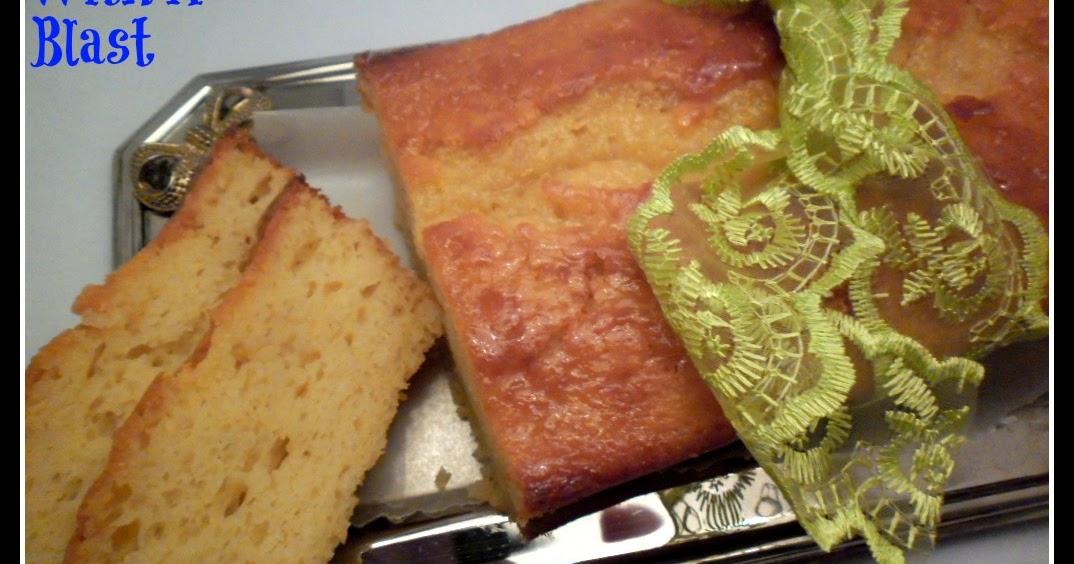 Very Moist Lemon Cake Recipe