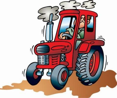 Прикольные поздравления трактористу