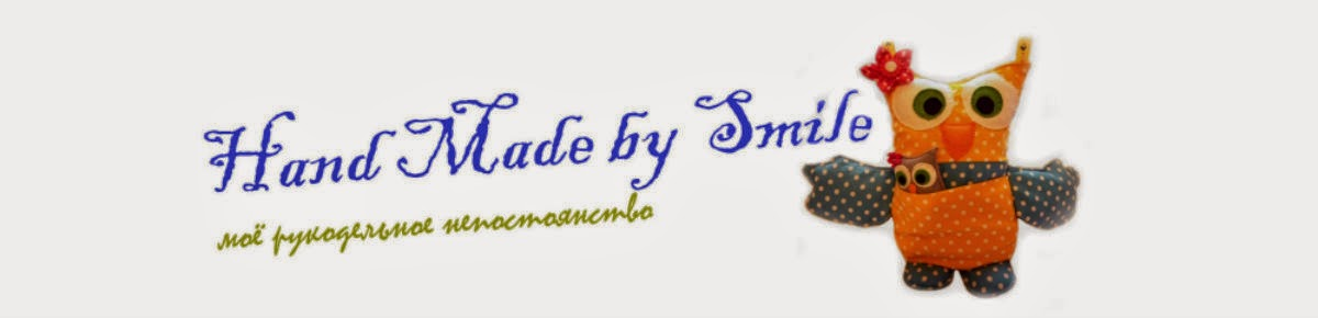 Hand made by Smile