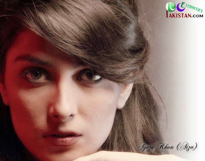 Ayeza Khan Photoshoot