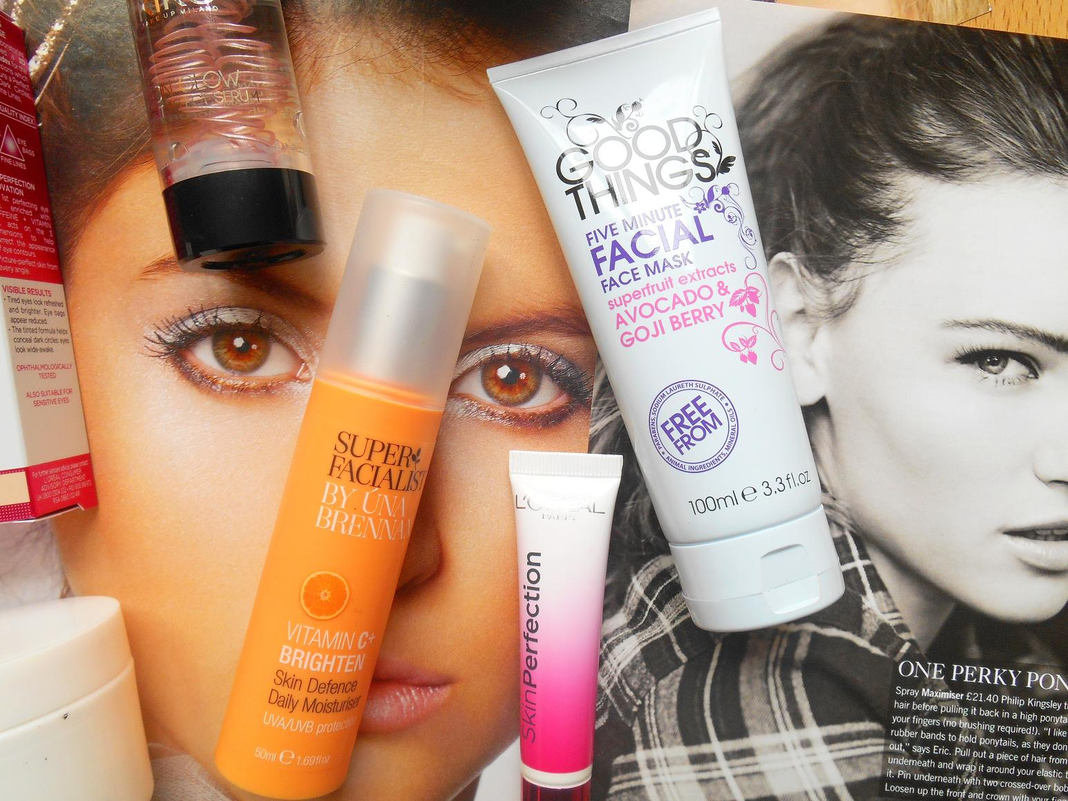 how to get glowing translucent skin