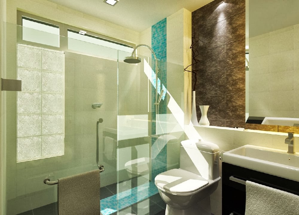 Bathroom design in malaysia for Bathroom ideas malaysia