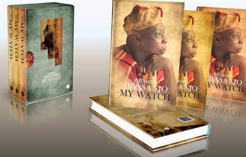 obasanjo book my watch