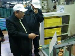 Lawatan Kerja ke Jepun 2013