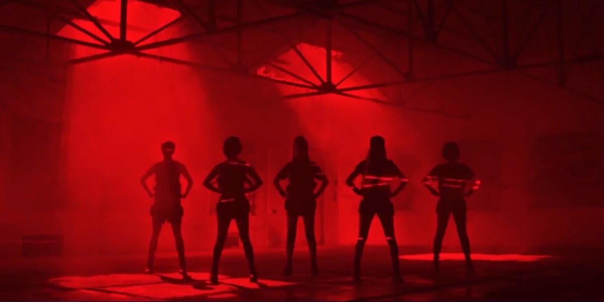 f(x) Sulli Scandal Red Light