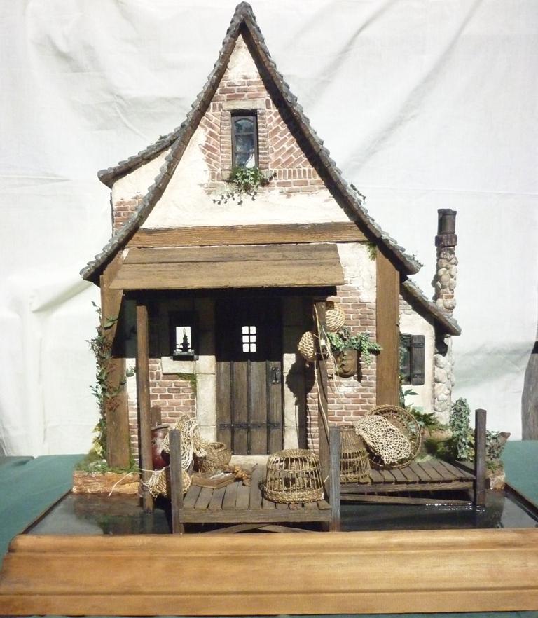 Basketcase Miniatures My Fisherman 39 S Cottage