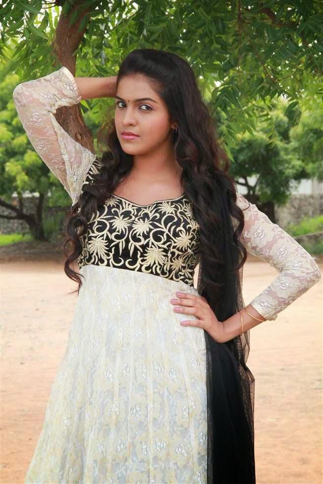 Actress Neha Ratnakaran Latest Cute Hot Spicy PhotoShoot Gallery